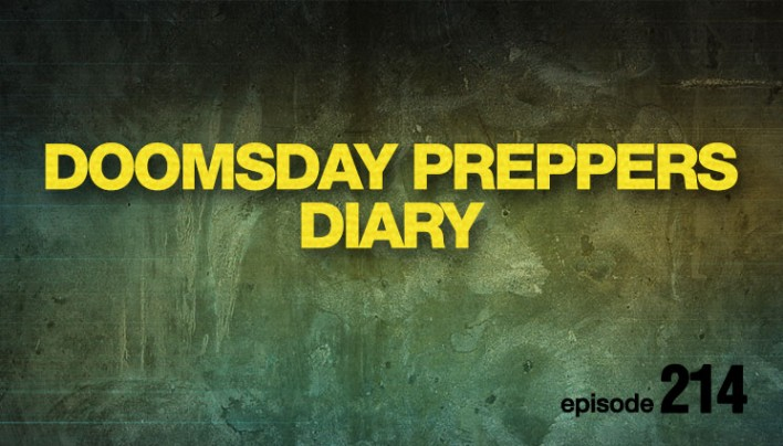 Doomsday Preppers Diary – Pain Is Good