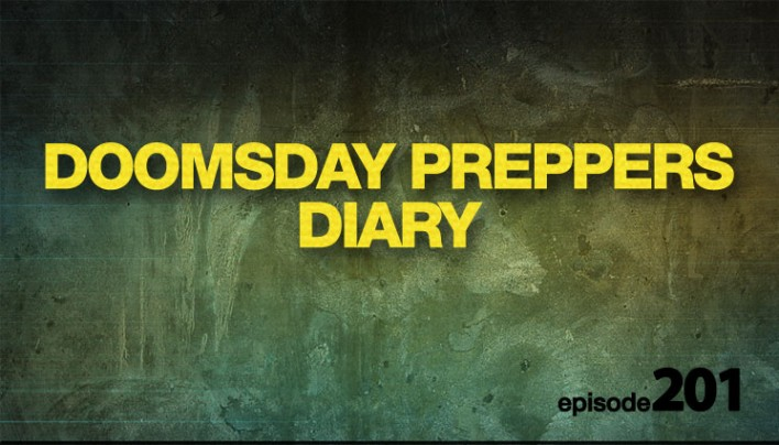 Doomsday Preppers Diary – You Can't Let Evil Win