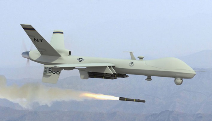 We Promise: No Armed Drones In U.S.