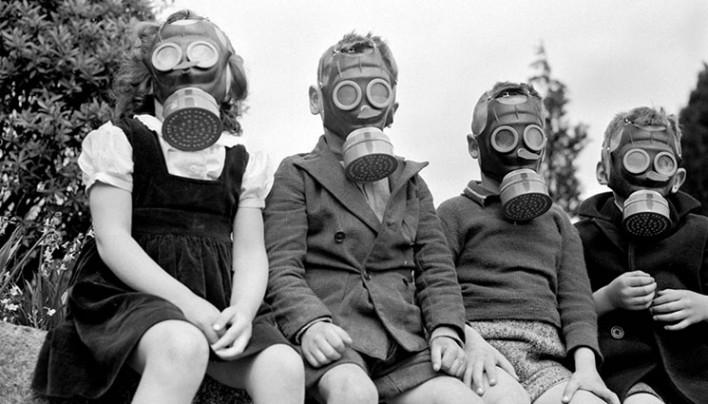 Tres minutos sin aire: ¿Por qué una máscara de gas debe ser parte de su Preps