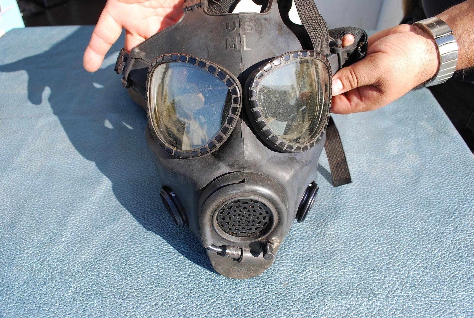 rddusa blog | Gas Mask