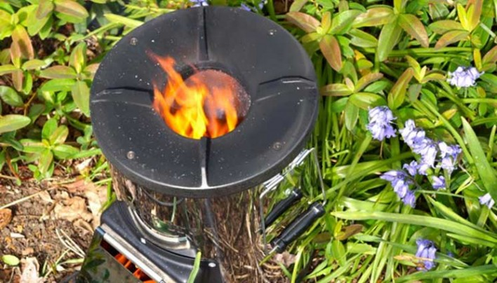The SilverFire 'Survivor' Rocket Stove – Review