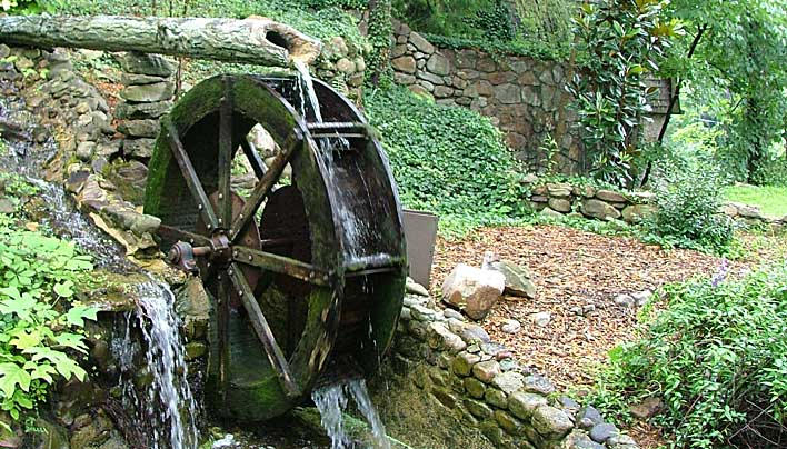WaterWheelPower