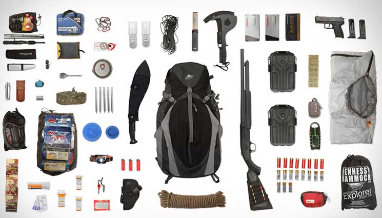 Bug Out Bag List The Prepper Journal