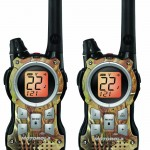 Motorola MR355R 35-Mile Range 22-Channel FRS/GMRS Two-Way Radio