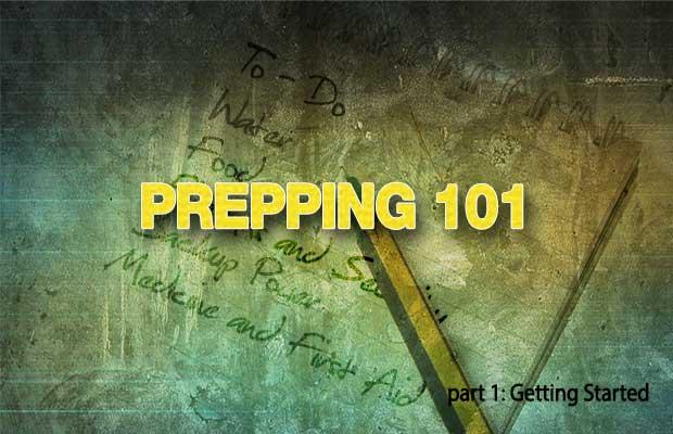 General Prepping Information