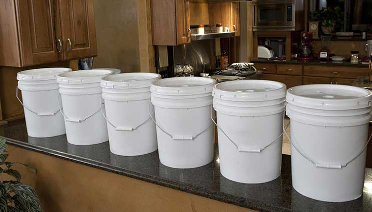Long Term Food Storage Benefits of Storing Wheat The Prepper Journal