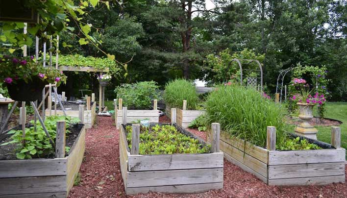 How to Install Raised Garden Beds - The Prepper Journal