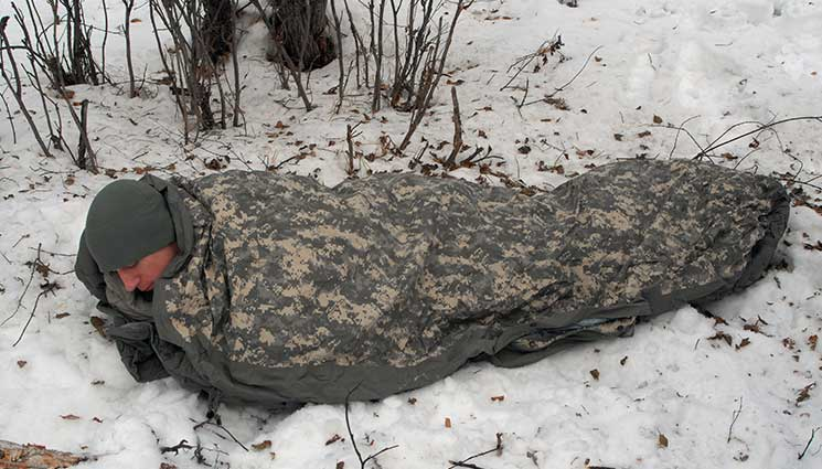 Military Sleep System Review - Inexpensive Gear You Need to Grab - The Prepper Journal