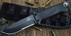 Gerber LMK II - Great knife for the price.