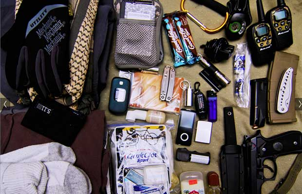 Bug Out Bag Checklist The Prepper Journal
