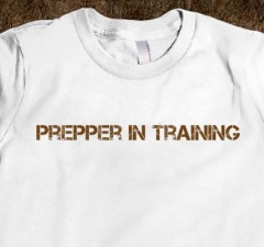 PrepperInTraining