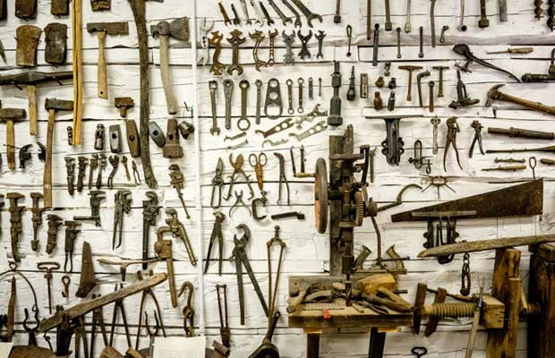 Tool List for the Apocalypse