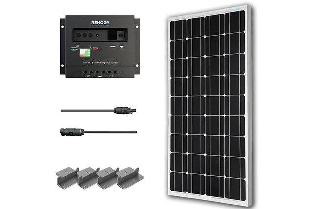 Solar Panel Starter Kit 400W