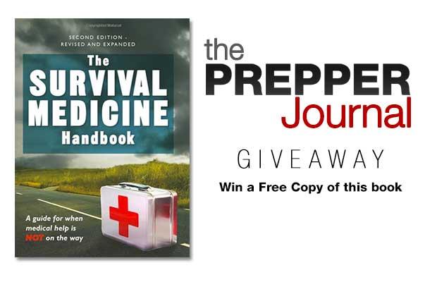 Survival Medicine Handbook Giveaway