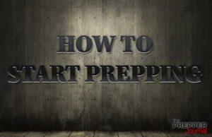 HowToStartPrepping