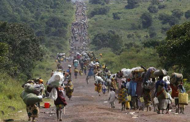 humanitarian crisis in congo