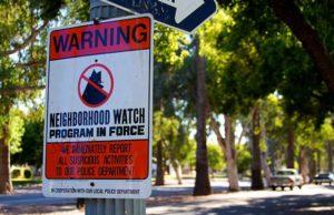Neighborhood watch on steroids