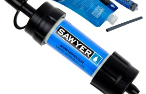 Sawyer Mini is a lightweight hero when it comes to water filtration.