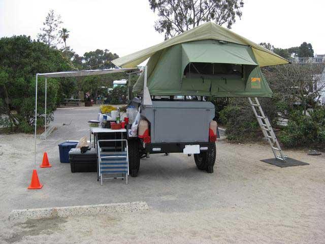 Bug Out Trailer Diy : Diy bug out trailer built your way the prepper journal