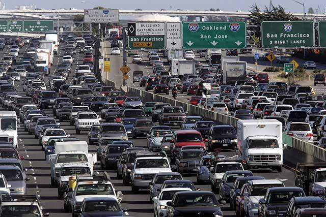 Mass evacuations are a recipe for massive traffic jams.