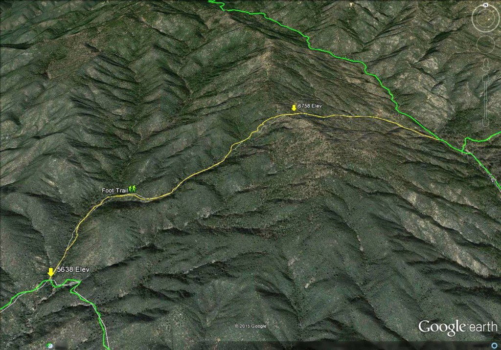 6 -Foot Trail