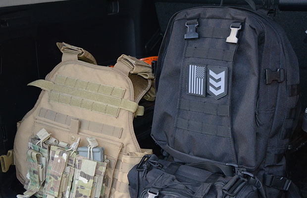 The Paratus 3 Day Operator's Pack