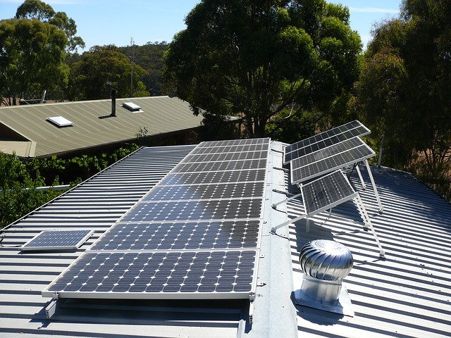 Solar systems give you off-grid options many won't have.