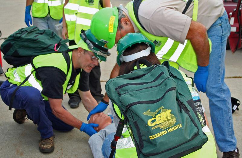 "For those interested in ""prepping on a shoe-string,"" as well as those who want to assist their communities before and after a disaster, I encourage you to contact your local CERT team."