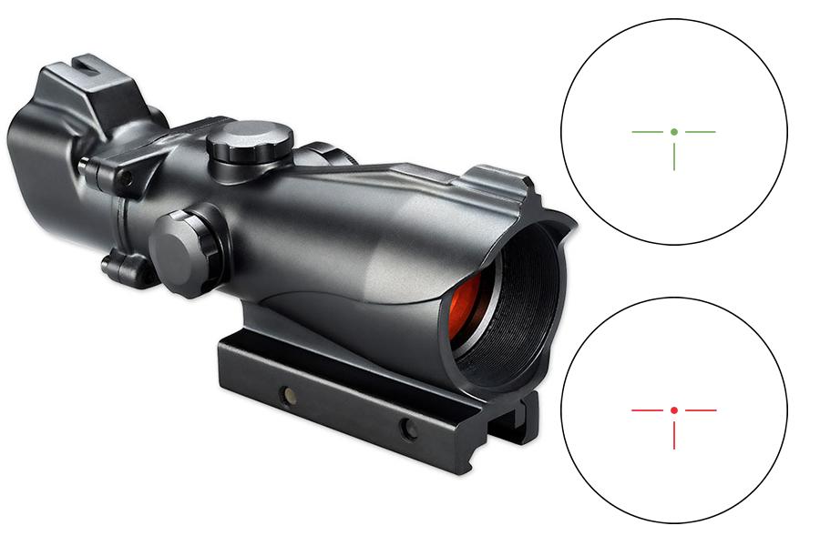 Gun Gadget - Bushnell dual optic