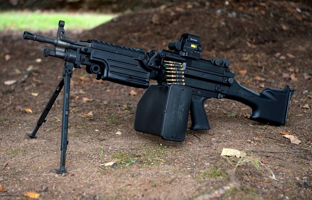 FNH M249S Saw