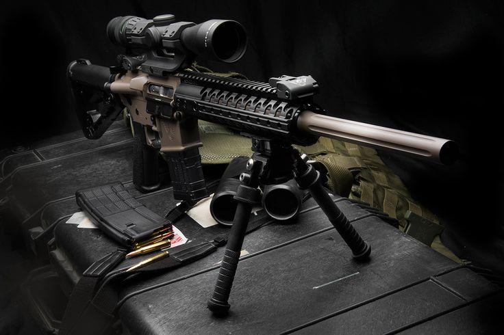 Wilson Combat Urban Super Sniper