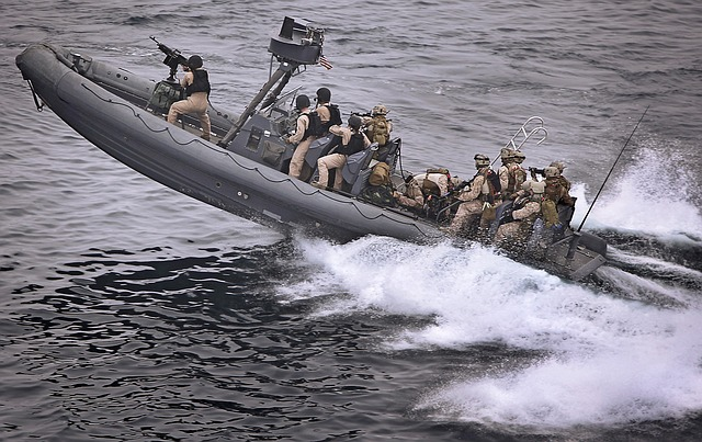 Maybe we don't get our own stick of Special Forces operators, but a boat could be a great option for many preppers.