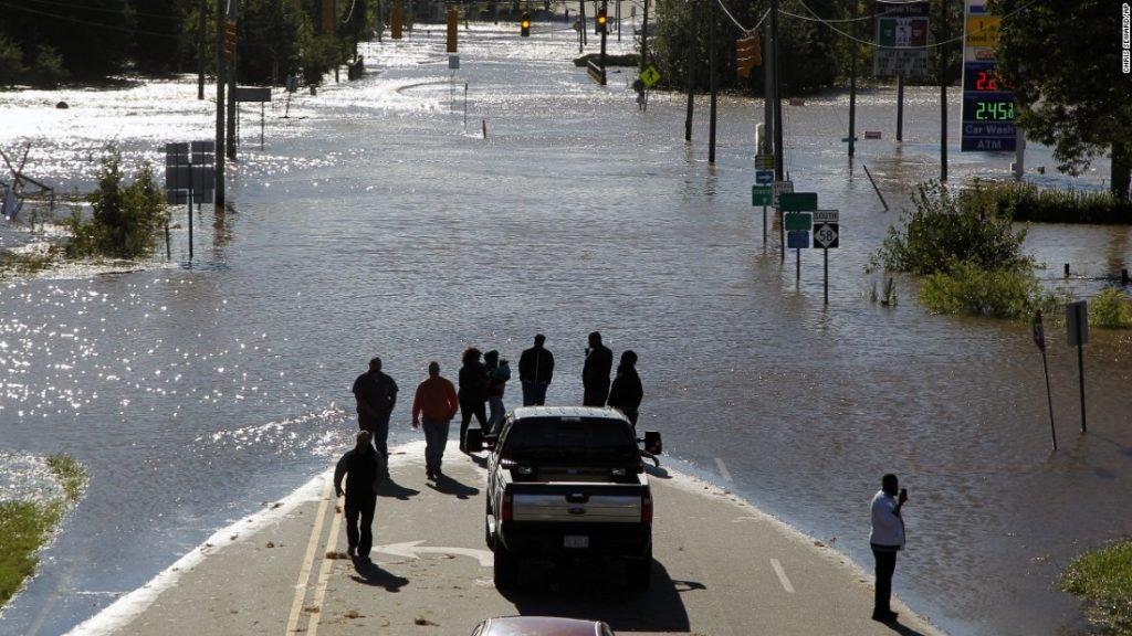 Flooding can quickly cut off escape routes and leave your family stranded.