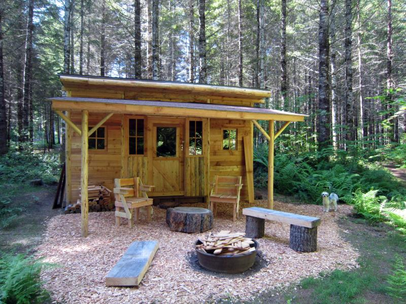 Introduction to building a storage shed part 2 the for Garden sheds built on site