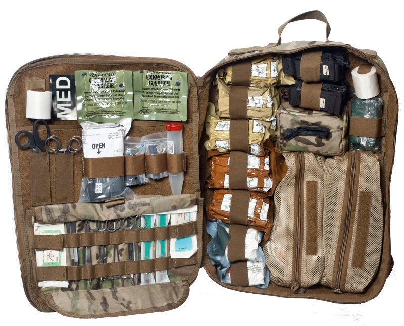 Prepping Supplies The Medical Bag The Prepper Journal