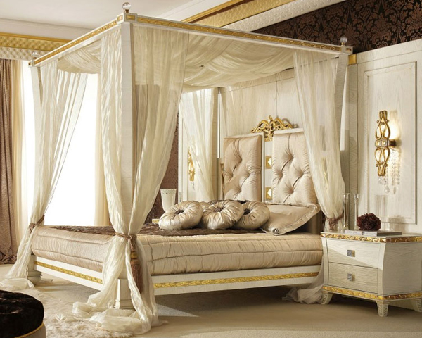 Inspirational Canopy Beds