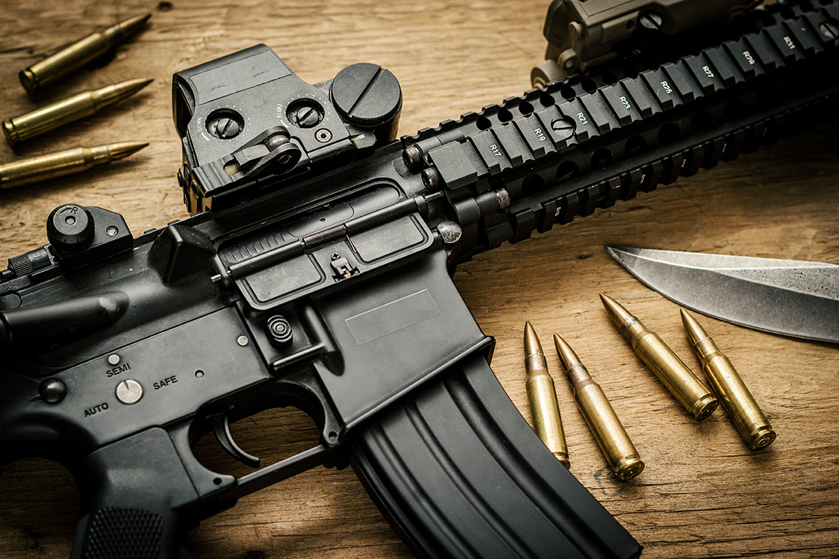 Introduction to Gunsmithing - Part 1 - The Prepper Journal