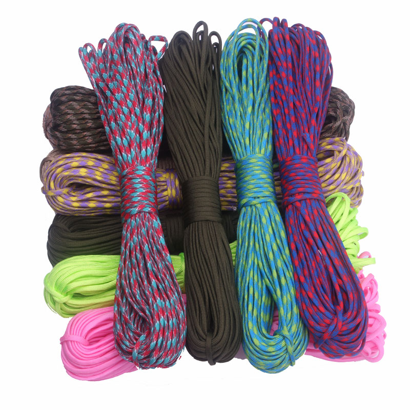 Paracord – NEVER leave home Without it!