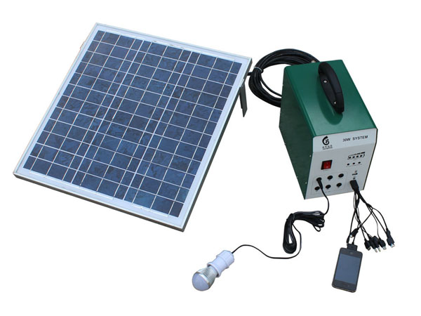 Solar Electric Systems : Power to go the prepper journal