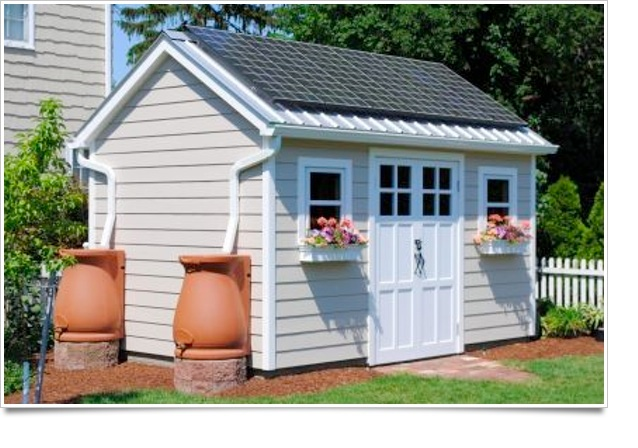 How We Set Up Quot Our Quot Outdoor Shed The Prepper Journal