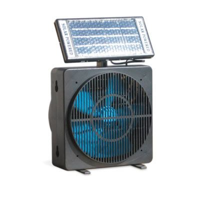 Solar Powered Electric Fan When Is Solar A Good Investment The Prepper  Journal . Solar Powered Electric ...