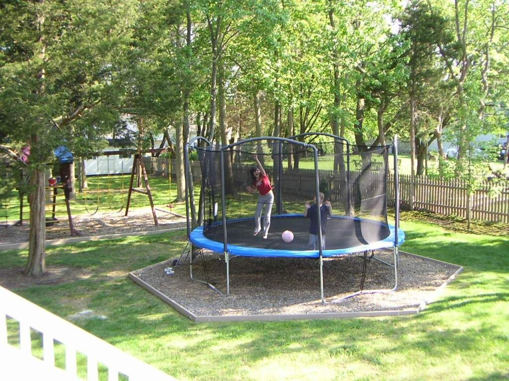 Pickups For Preppers Swing Sets Trampolines The Prepper Journal